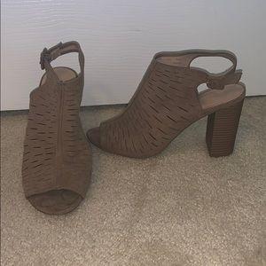 Light Brown Heel